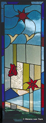 Stained Glass Detail II
