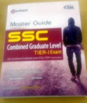 SSC CGL Exam Books Guide