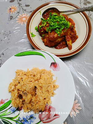 resipi nasi  tomato,resipi ayam masak merah nasi tomato,nasi tomato