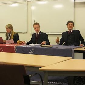 Algemene ledenvergadering (5 februari)2012