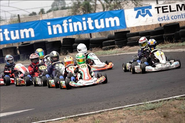 El Autódromo Miguel E Abed es la Sede de la tercera fecha de Reto Telmex.