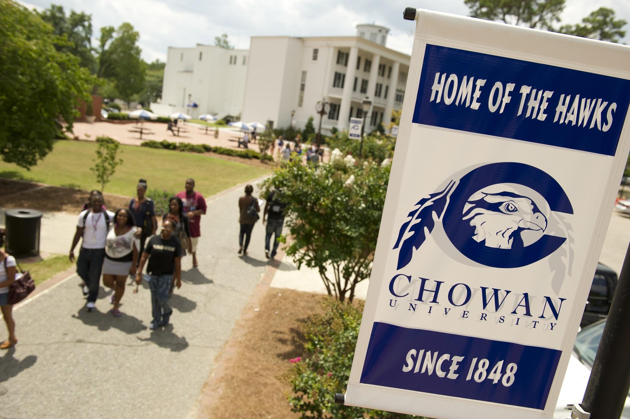 Chowan University Campus Map.Chowan University Google