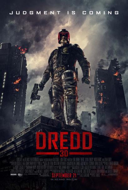 Hội Thẩm Phán - Dredd 3d (2012)