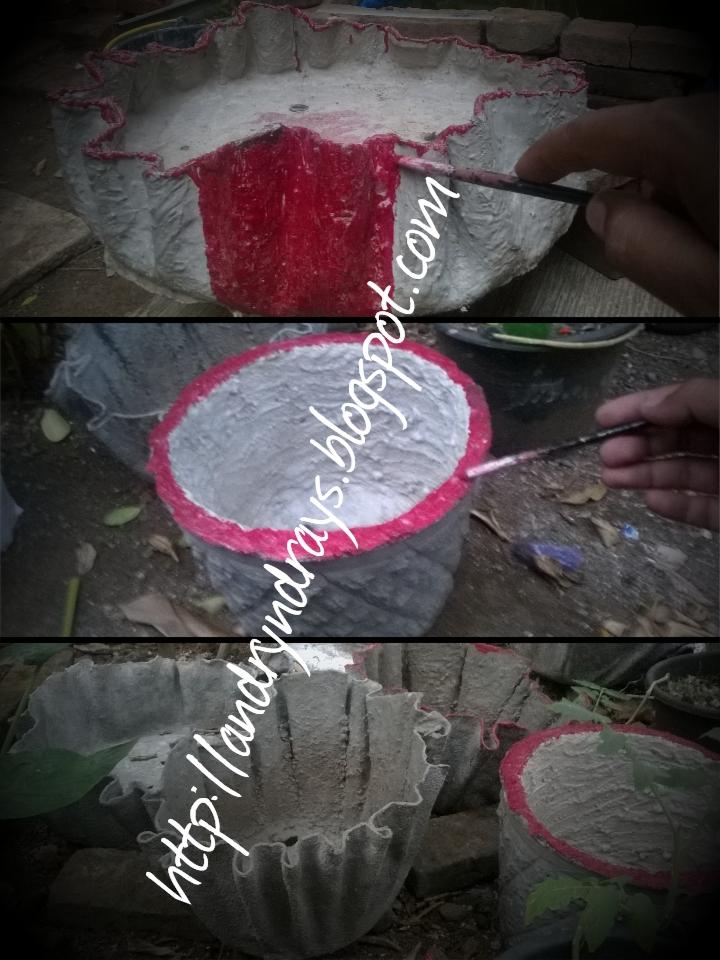 Cara Membuat Vas Bunga Dari Handuk Bekas Andry Ndrays