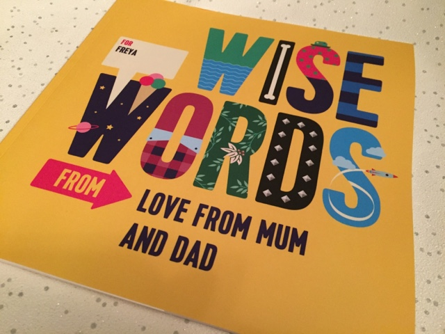 Mama Mummy Mum: Wise Words for Kids Book Review