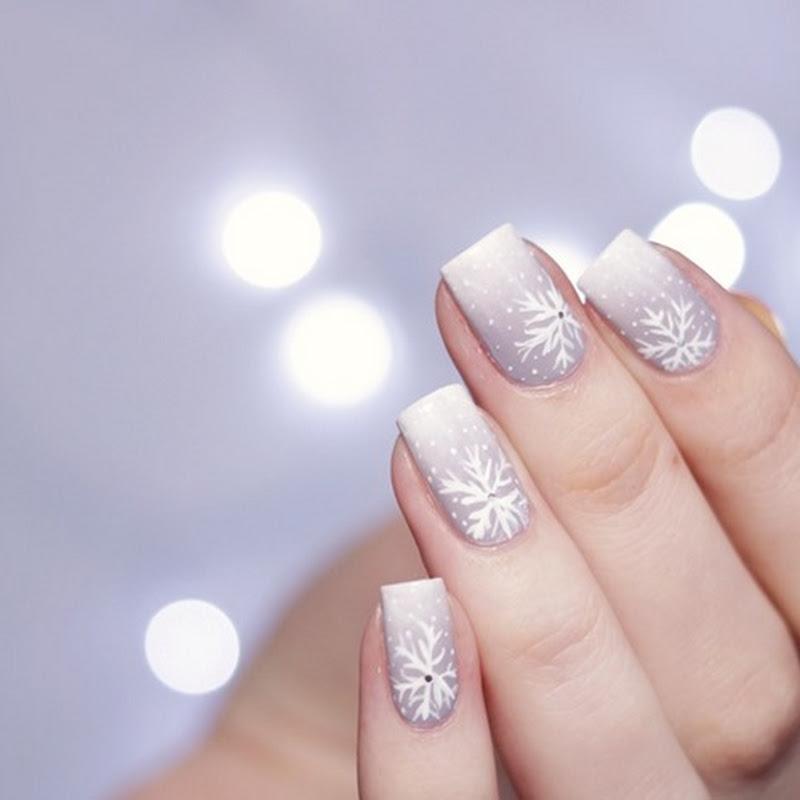 [Nail Art] weihnachtliches Nail Design mit essence