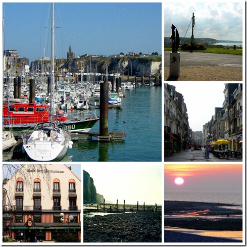 Dieppe Collage