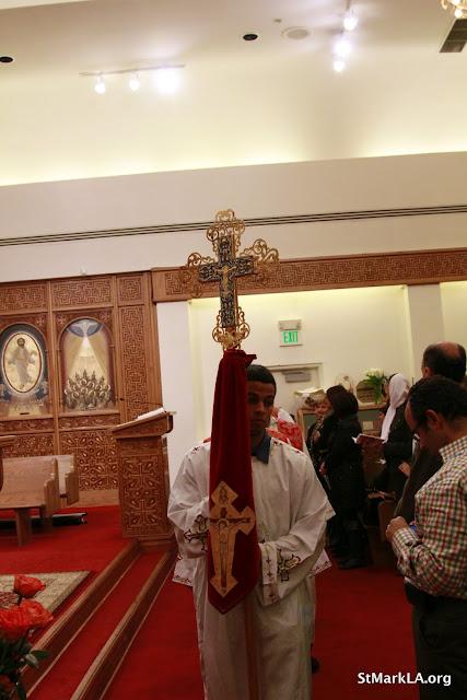Rites of receiving Fr. Cyril Gorgy - _MG_0967.JPG