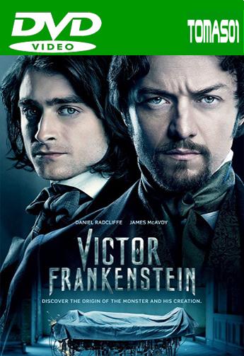 Victor Frankenstein (2015) DVDRip