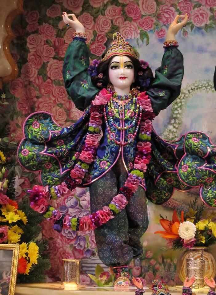 ISKCON Hungary Deity Darshan 24 Dec 2015 (3)