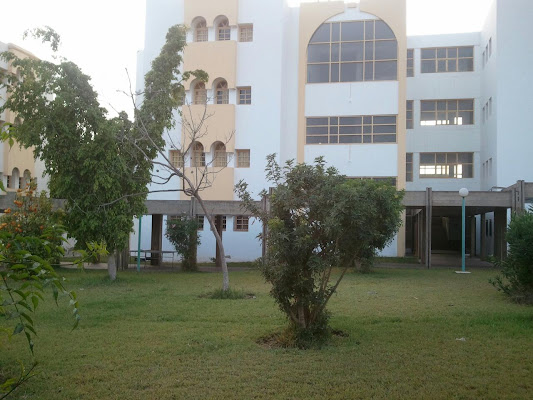 Ecole Nationale de Commerce et de Gestion, Agadir 80000, Morocco