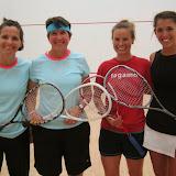 2014 State Womens Doubles: Finalists - Hope Prockop & Sue Greene; Champions - Breck Haynes & Fernanda Rocha