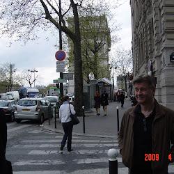 Paris april 2009