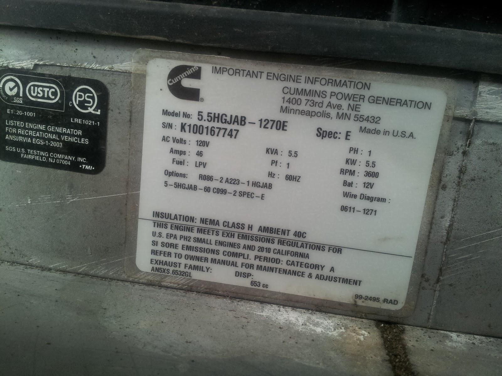 Onan Generator Fault Code 36 | book container