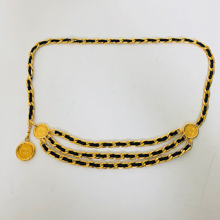 Chanel Chain Belt 1