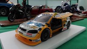 1:18 Opel Astra race car