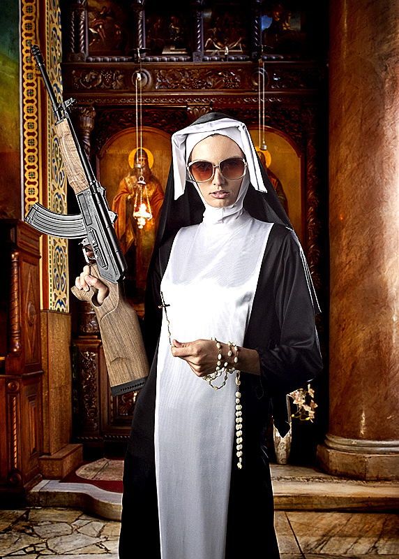 Hot Naughty Sexy Nuns