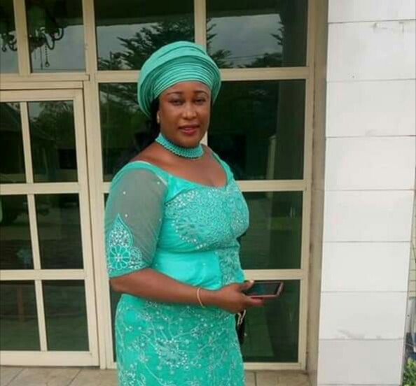 Cross River State APC, plotting a frame up against me- Chief Mrs Angela Ogeyi Odey