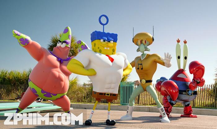 Ảnh trong phim SpongeBob: Người Hùng Lên Cạn - The SpongeBob Movie: Sponge Out of Water 1