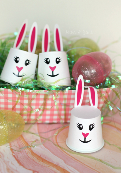 KCup Easter Bunnies