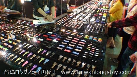 USBメモリーの展示@ComptexTaipei2013