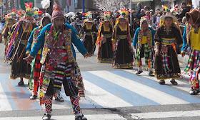 Desfile de Carnaval 2014 en Madrid, sábado 1 de marzo a las 19.30 horas