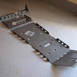 Installing Bud Built FJ Cruiser Skid Plates