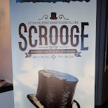 Scrooge - the musical in Haarlem, Noord Holland, Netherlands
