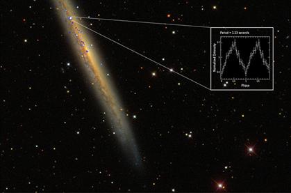 pulsar NGC 5907 X-1