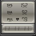 Blood Pressure Info: Average History Tracker Diary icon