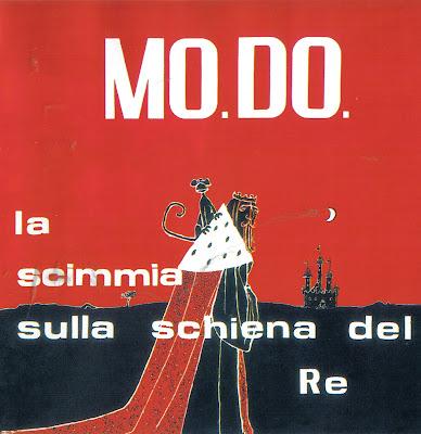 MO.DO. ~ 1980 ~ La Scimmia Sulla Schiena Del Re