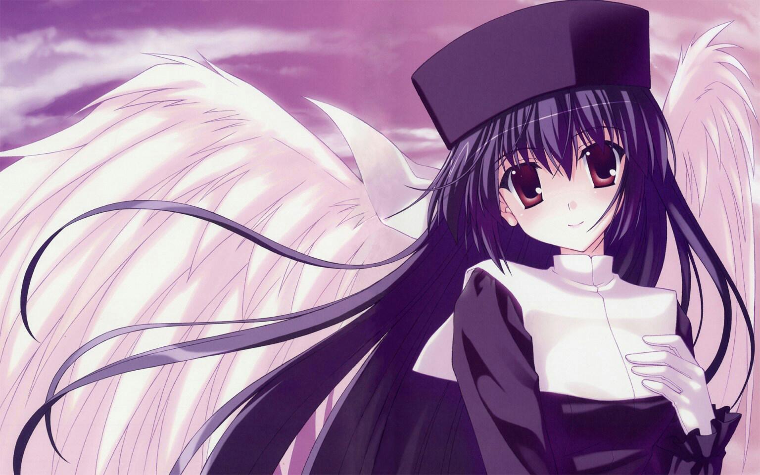 Gambar  anime  angel 3 Hacanimedream