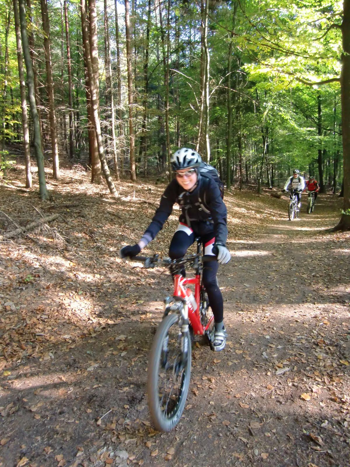 Spessart-Biker Tour am 23.10.2011