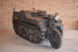 003 NSU HK 101 Kettenkrad 1942