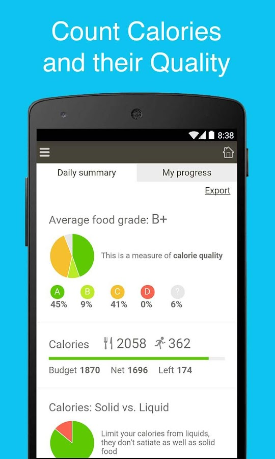 Lose Weight with Fooducate- screenshot