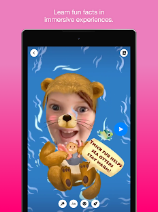 Messenger Kids – Safer Messaging and Video Chat Screenshot