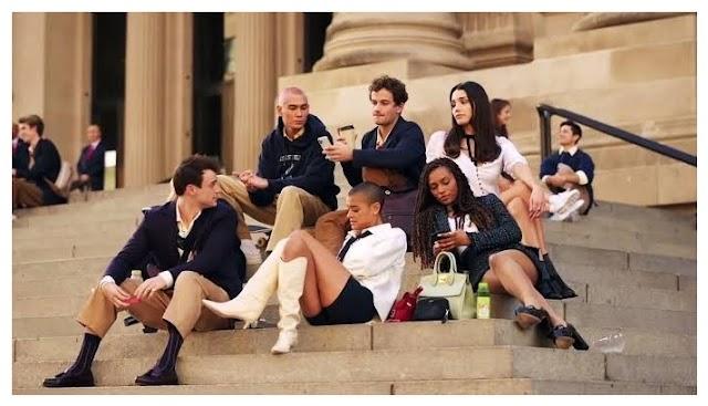 Teaser do segundo episódio de Gossip Girl é divulgado | Quem é a nova garota do Blog ?