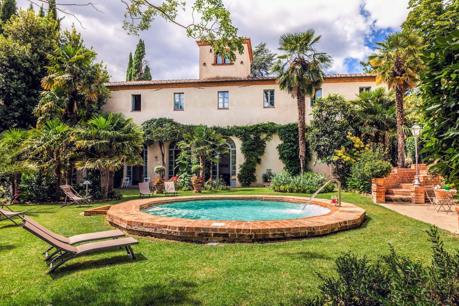 Villa La Bifora_Sinalunga_1