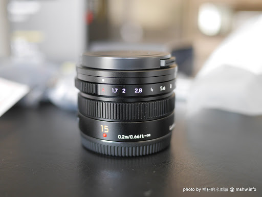 【數位3C】萊卡上身! Panasonic Leica DG Summilux 15mm F1.7 ASPH Lumix G系列-M43微單眼大光圈定焦鏡開箱 3C/資訊/通訊/網路 嗜好 廣告 攝影 新聞與政治 硬體 開箱