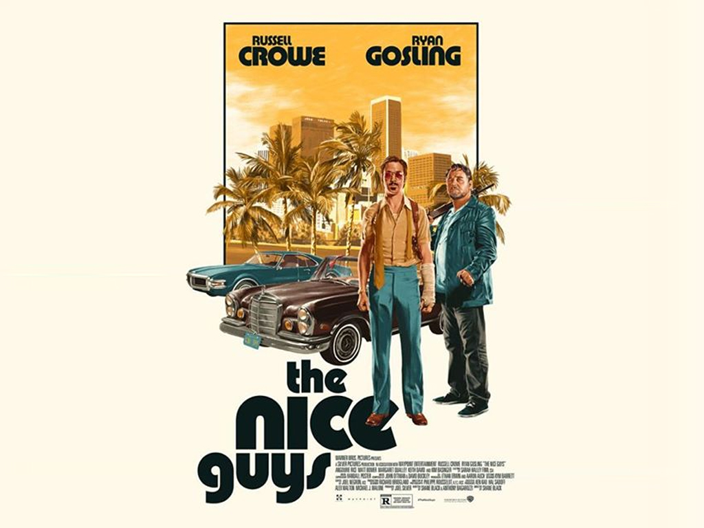 The Nice Guys Wallpaper