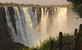 """""""Victoria Falls Rainbow"""" by Jeanne Phelps --1st Place A Special"""