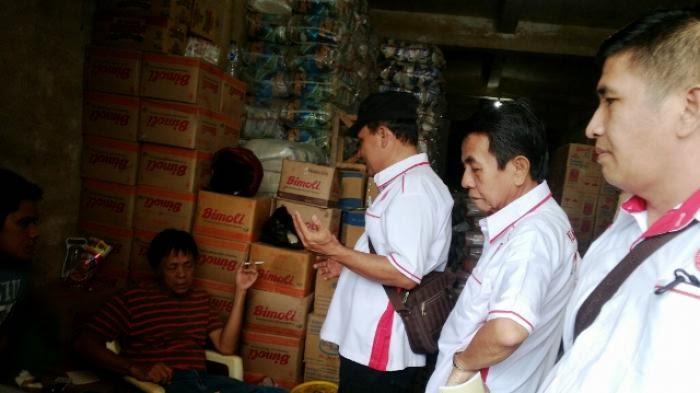 Beras di Pasar-pasar Banjarmasin Dicek Yayasan Perlindungan Konsumen