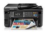 Epson WorkForce WF-3620  driver download for mac os x linux windows