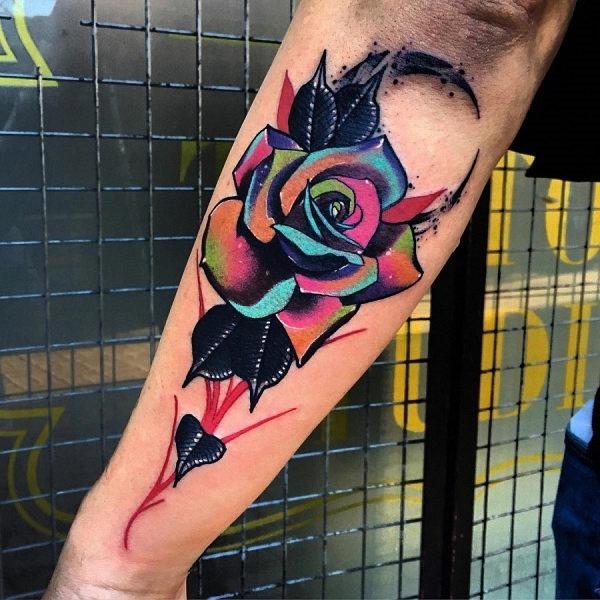 este_electric_rose_tattoo
