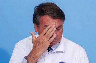 Pesquisa CNT/MDA aponta reprovação do governo Bolsonaro que sobe para 48,2
