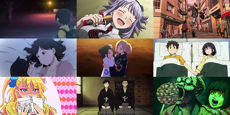 2016 winter anime