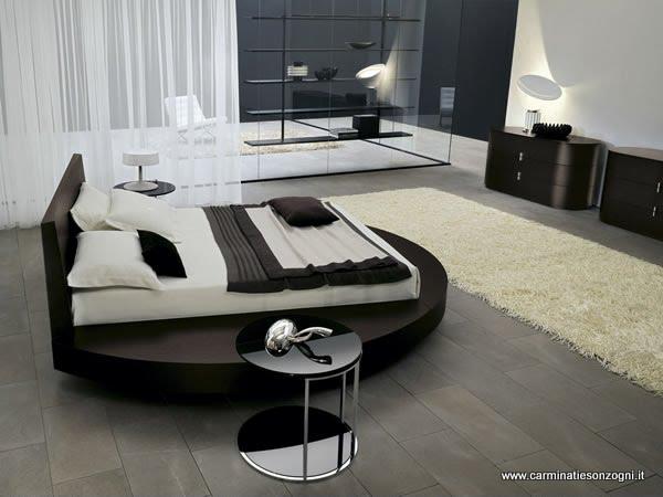 Arredamenti moderni carminati e sonzognicarminati e sonzogni for Piani di progettazione della casa 3d 4 camere da letto