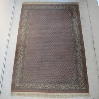 Nizam Wool Area Rug