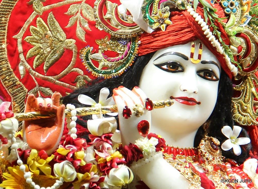 ISKCON Juhu Sringar Deity Darshan on 28th June 2016 (24)