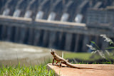 Itaipu dam - Brazil